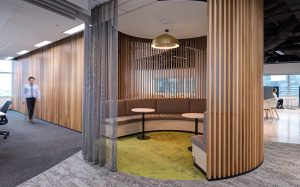 commercial workplace design meeting areas