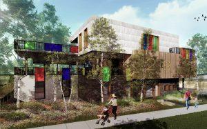 childcare architecture and design